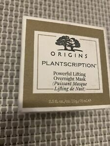 Origins Plantscription Powerful Lifting Overnight Mask 75ml Brand New RRP £54