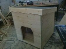 PENT STYLE DOG KENNEL 4X4