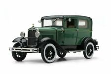 1931 FORD MODEL A TUDOR SUN STAR 6105GN 1/18 scale DIECAST CAR