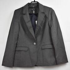 New MARKS & SPENCER Business Work Blazer Jacket Ladies Size 8 Wool Blend