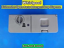 Whirlpool Dishwasher Spare Parts Detergent Soap Dispenser Replacement (D161)Used