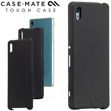 GENUINE CaseMate Sony Xperia Z3 + PLUS Tough Case Cover Black | CM032671