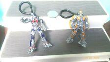 2 2007 Hasbro Transformers Keychains