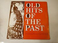 Old Hits Of The Past - Various Artists - Vinyl LP