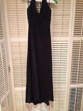 BCBG black evening gown - sz 0
