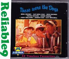 Sinatra+Andy Williams+Eddy Fisher+Dick Haymes - These were the days 2CD - J&B