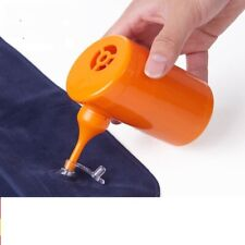 Inflatable Air Pump Portable Chargeable Plastic Tools For Camping Mattress