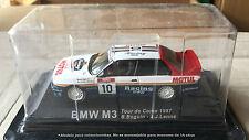 """DIE CAST """" BMW M3 TOUR DE CORSE - 1987 """" RALLY DEA SCALA 1/43"""