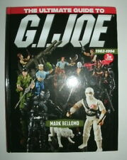 Ultimate Guide to G. I. Joe 1982-1994 by Mark Bellomo (2018, Hardcover) 3rd ed.