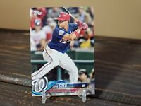 2018 Topps Update Series #US300 Juan Soto RC Nationals Rookie