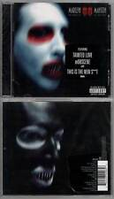 """MARILYN MANSON """"The Golden Age Of Grotesque"""" (CD) 2003 NEUF"""