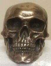 Bronze Custom Hood Ornament Skull Semi/Big Trucks Rat Rods Anything!