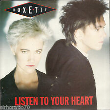 ROXETTE Listen To Your Heart / (I Could Never) Give You Up 45