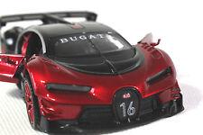 Bugatti Vision Concept 1:32 Diecast Toy Gran Turismo Model Car Sound&Light Alloy