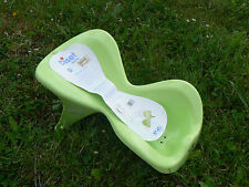 NUOVO Diset sedile ergonomico antiscivolo per il bagnetto colore verde