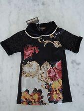 Roberto Cavalli Girls Dress Size: 6 Years