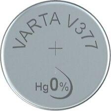 10x Varta hochwertige Uhren-Batterie - Knopfzelle 377 - SR626SW - SR66 - SG4