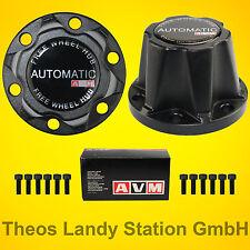 Automatische Freilaufnaben Nissan Pick Up D21 + D22, AVM Automatic  Freilaufnabe