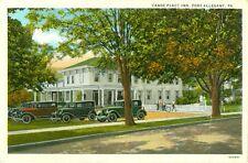 Port Allegany,PA. The Canoe Place Inn
