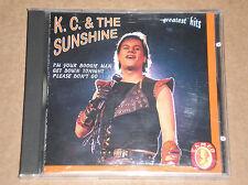 K.C. & THE SUNSHINE BAND - GREATEST HITS - CD