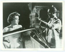 RICHARD TODD, ANNE BAXTER original movie photo 1958 CHASE A CROOKED SHADOW