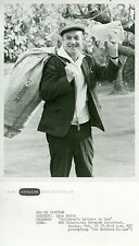 GENE KELLY DELIVERS MAIL CHILDREN'S LETTERS TO GOD ORIGINAL 1969 NBC TV PHOTO