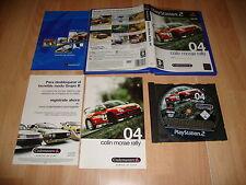 COLIN MCRAE RALLY 04 DE CODEMASTERS PARA LA SONY PS2 USADO COMPLETO