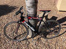 Cervelo s2 carbon frame road bike Gossamer FSA  Rival  3T