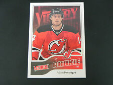 2011-12 Upper Deck UD Victory ROOKIE #224 Adam Henrique New Jersey Devils RC