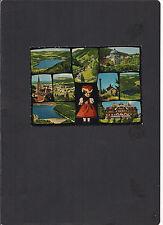 alte Ansichtskarte von Titisee/Freiburg/Feldsee, siehe Scan