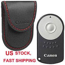 US CANON RC-6 IR Wireless Remote Control Shutter Release For Canon DSLR Camera