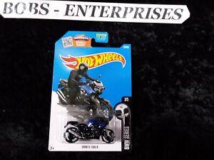Hotwheels BMW Series BLUE BMW K 1300 R ec-237