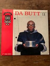 "E.U. Da Butt US 12"" School Daze Spike Lee Marcus Miller EX/NM"
