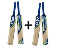 2x CLASSIC TENNIS CRICKET BAT LIGHT WEIGHT TAPE SHORT HANDLE IN KASHMIR WILLOW