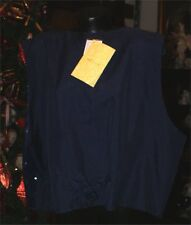 DESIGNER HOLIDAY EDITION COTTON BLACK SHIRT HALLOWEEN GHOST EMBROIDERY  1 X