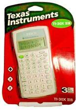 Texas TI30X-IIB School Scientific Calculator Battery-Operated. New!