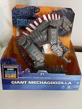 """Godzilla Vs Kong Giant Mechagodzilla 11"""" Figure Monsterverse Playmates Toys"""
