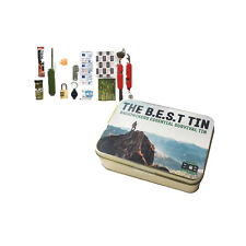 BCB Backpacker Essentials Survival Tin B.E.S.T Walking Hiking Scouts Kit