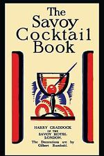 The Savoy Cocktail Book by Harry Craddock (2013, Paperback)