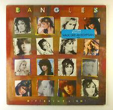 "12"" LP-BANGLES-Different Light-c2350-Slavati & cleaned"