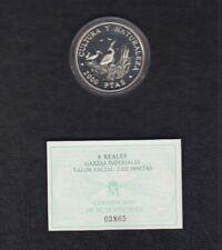 AÑO 1994.-  2000 PTAS PLATA  CULTURA Y NATURALEZA.  CALIDAD PROOF