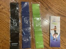 New listing BRAND NEW Fit Simplify Resistance Loop Exercise Bands w/ Instruction Guide