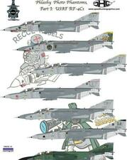 Speed Hunter Graphics 48004 1/48 Decal Phlashy Rf-4c for Hasegawa