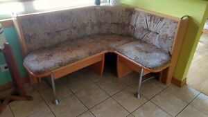 Kitchen bench seating with storage.  local pick up only  !!!