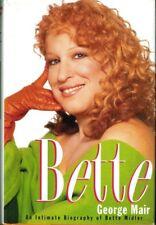 BETTE MIDLER BIOGRAPHY, 1995 BOOK