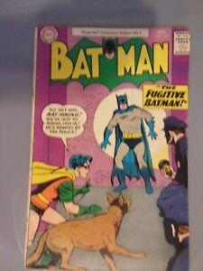 Batman Pizza Hut Promotional comic # 123 Vol. 1 VG 5.0 reprint of 1959 comic DC