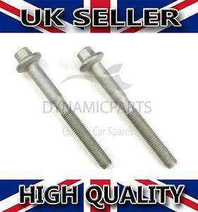FOR FORD TRANSIT MK7 MK8 2.2 TDCI FWD INJECTOR CLAMP BOLTS 1717583 2011 ONWARDS