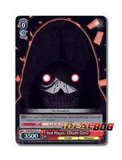 Weiss Schwarz Sword Art Online x 4 Red Player, 《Death Gun》 [SAO/SE23-E11 C (FOIL