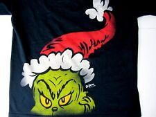 Dr. Seuss The Grinch That Stole Christmas T-Shirt Size Large