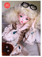"New 24"" 1/3 Resin BJD MSD Dolls Lifelike Doll Joint Dolls Women Girl Gift Ariel"